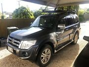 2014 NW PAJERO EXCEED 3.2TD AUTO Echunga Mount Barker Area Preview