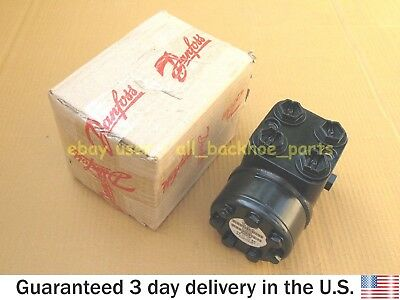 Jcb Backhoe - Genuine Danfoss Valve Steering 2ws 5 Port 35409900 35410700