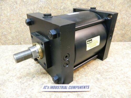 "Parker    8""  bore   X   6""  stroke   pneumatic cylinder   2A"