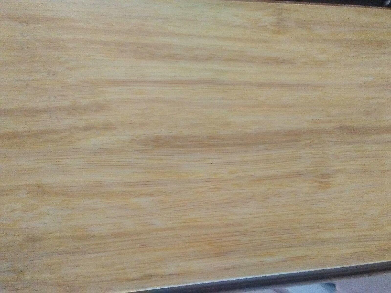 CLICK ENGINEERED STRAND WOVEN BAMBOO FLOORING - NATURAL - $1