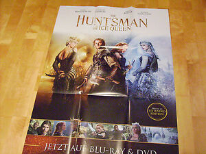 >>>>>Chris Hemsworth: The Huntsman & the Ice Queen - Poster <<<<< - <span itemprop=availableAtOrFrom>Strasshof an der Nordbahn, Österreich</span> - >>>>>Chris Hemsworth: The Huntsman & the Ice Queen - Poster