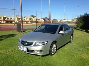 2007 HONDA ACCORD EURO LUXURY AUTO SEDAN $6990 with 1 YEAR WARRANTY Leederville Vincent Area Preview