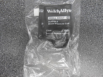 Latex Free One Tube (WELCH ALLYN 5082-205-3 DURABLE ONE PIECE CUFF SMALL ADULT 10 LATEX FREE 1)