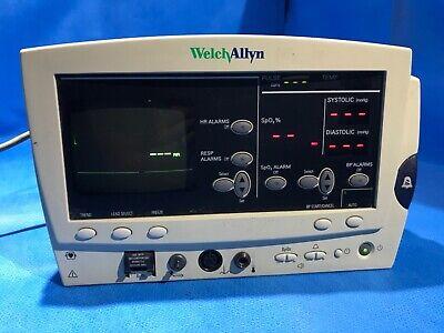 Welch Allyn 62000 Atlas -patient Monitor- Ekgspo2nibptprinterbattery