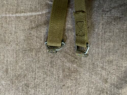 RARE Vietnam War Original Chinese Stamped 7.62 SKS Type 56 Rifle Sling