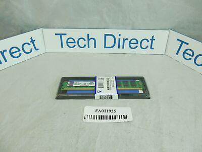 Valueram Dimm Memory - Kingston ValueRAM 2GB 1066MHz DDR3 Non-ECC CL7 DIMM Desktop Memory PIN ZZ