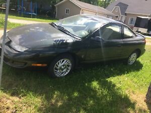 1999 safetied Saturn sc1 (mechanic special)