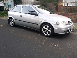 Holden Astra TS SRI 2.2L auto rwc rego can add cash on top swap Cheltenham Kingston Area Preview