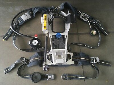 Scott 4.5 Ap50 Air Pack Scba Harness Firefighter Air Pak 136