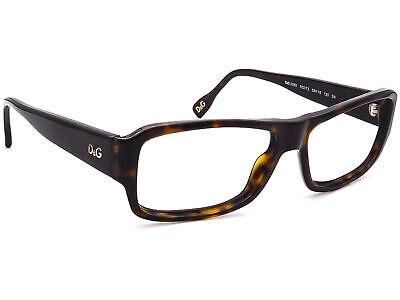 Dolce & Gabbana Eyeglasses D&G 3060 502 Tortoise Rectangular Frame 59[]16 (Dolce And Gabbana Tortoise Glasses)