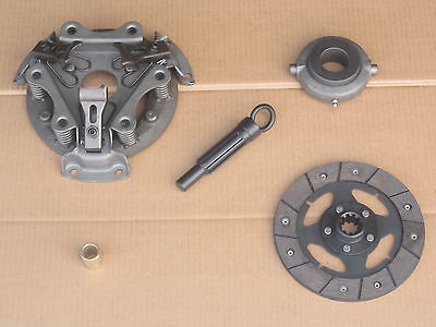 Clutch Pressure Plate Throwout Kit For Ih International Cub Lo-boy Farmall