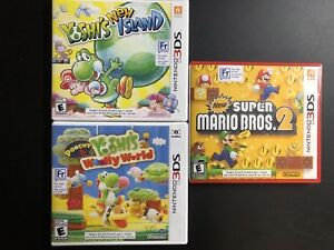 Nintendo 3DS Games!