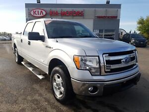 2014 Ford F-150 XLT 4x4 - Bluetooth - Accident Free