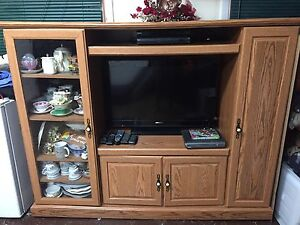 Wooden TV Stand For Sale EASTER SALE 50% off