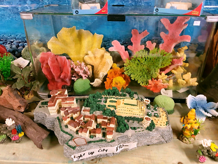 Coral Ornaments PRICES SLASHED