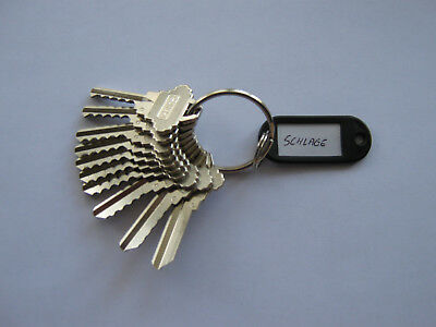 UC101 UC400 2 New Keys For Security Steel files Cut To Your Key By A Locksmith