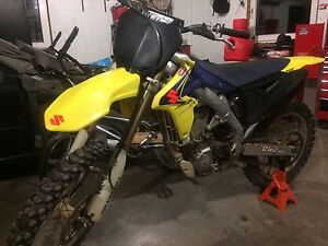 2008 Suzuki RMZ450 Sale or Trade