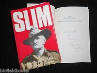 Signed: Slim, The Standardbearer By Ronald Lewin - 1977 - Australian Army Biog -  - ebay.co.uk