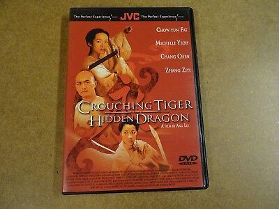 DVD / CROUCHING TIGER HIDDEN DRAGON ( CHOW YUN FAT, MICHELLE YEOH.... )