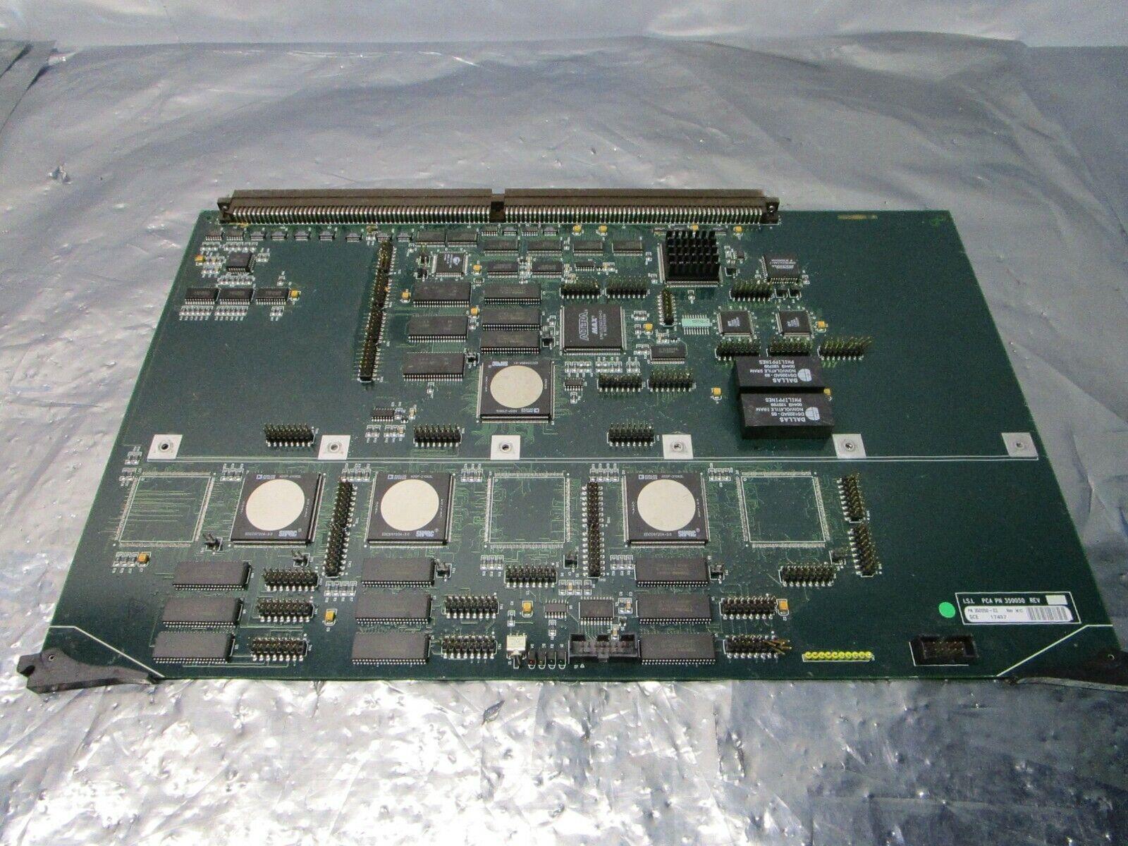 I.S.I. 350050-02 PCA Board, 350050, PCB 350055, 101223