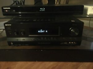 Sony Surround Sound Receiver with Mission Speakers