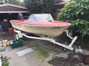 14 ft boat Croydon North Maroondah Area Preview
