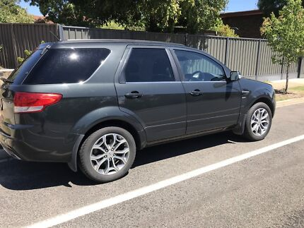 2013 Ford Territory Titanium Stawell Northern Grampians Preview