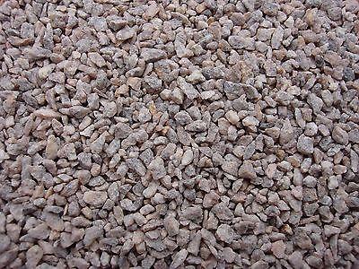 0,5 KG. TOP Gleisschotter Granit beige bis rotbraun 2.0 - 3,0  Spur 1 wetterfest