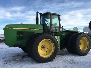 8760 JohnDeere Tractor