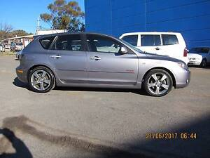 2006 Mazda 3 SP23 Hatchback 2.3L 5 Speed Manual Fyshwick South Canberra Preview