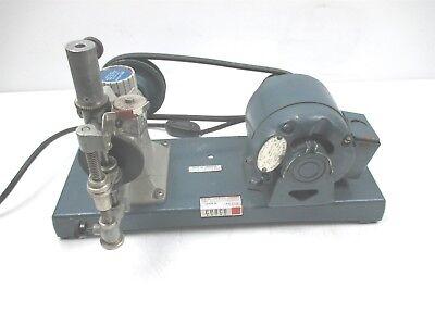 Cenco Central Scientific Company 74350 Rotator Ge Motor Belt Drive W Counter
