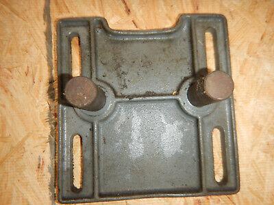 Delta Rockwell 11 14 Drill Press Motor Mount Plate