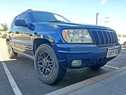 2003 V8 Jeep Grand Cherokee Limited CASH OR SWAP