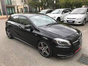2013 Mercedes-Benz A250 Sport **12 MONTH WARRANTY** West Perth Perth City Area Preview