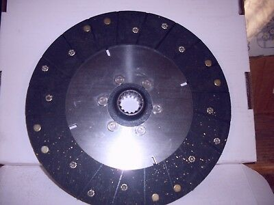 John Deere 1020 1030 1520 2020 301a 302 401 10 Tractor Clutch Disc 15 Spline
