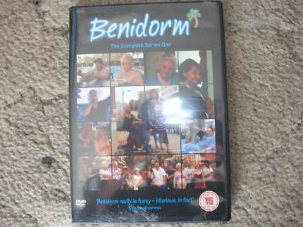 benidorm dvd Scoresby Knox Area Preview