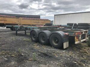 Freighter slider skel trailer Cuprona Central Coast Preview