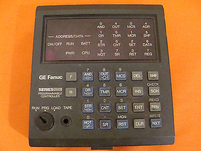 Ge Fanuc Series 1 Programmable Controller Ic610 Prg105b