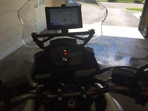 Support GPS Suzuki Strom