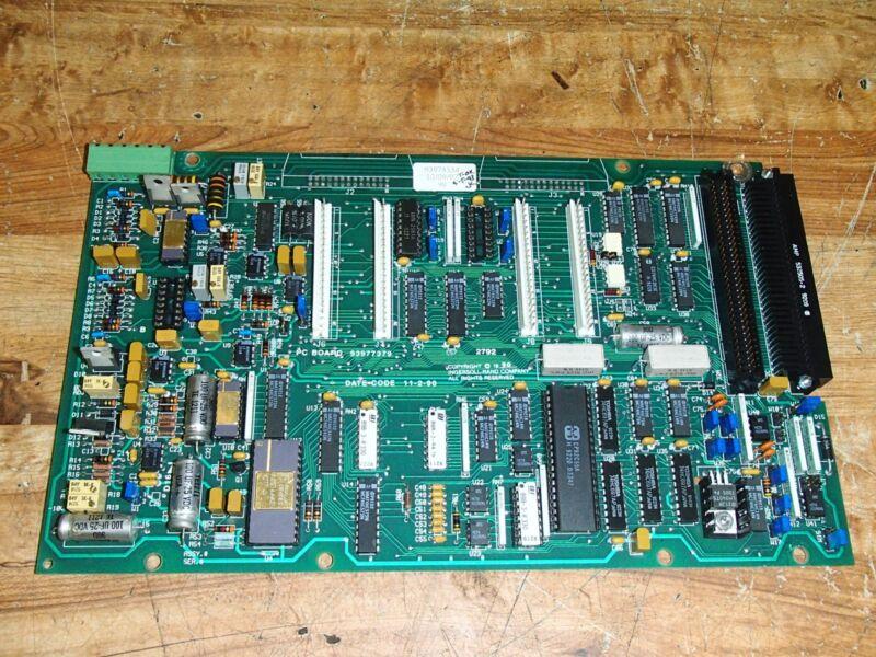 Ingersoll Rand Circuit Board 93977379 PCB