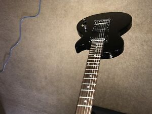 epiphone les paul with mods