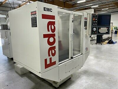 2006 Fadal Emc Cnc Mill Machining Center