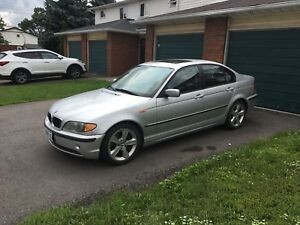 2005 BMW 325i automatic shifttronic as is 5000 obo