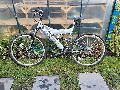 Men's Mountain Bike Shockwave SUSI 550 with full suspension