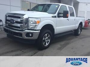 2016 Ford F-250 Lariat Accident-Free.