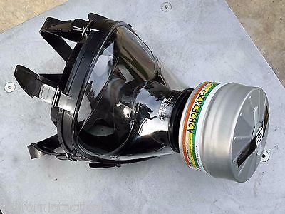 Sge 150 40mm Nato Gas Mask Nbccbrn Filter Exp 122022 Free Potassium Iodide