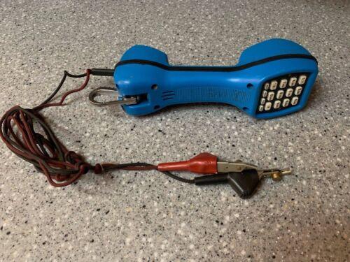 Jensen JTS-30 test set, phone, tone/pulse telephone