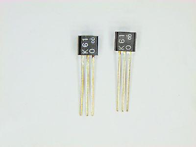 2sk61 Original Toshiba Fet Transistor 2 Pcs