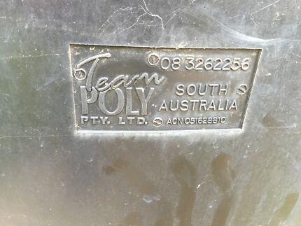 Poly  Rainwater Water tank