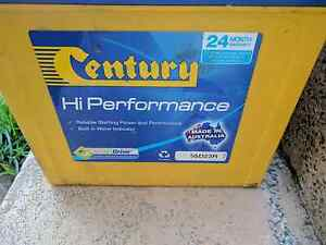 Century battery 55D23R CCA 540 RC 100 Chester Hill Bankstown Area Preview